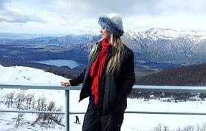 Roupa de NEve para Bariloche