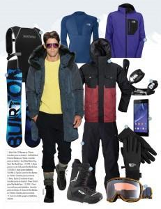 Onde alugar roupa para neve em Bariloche