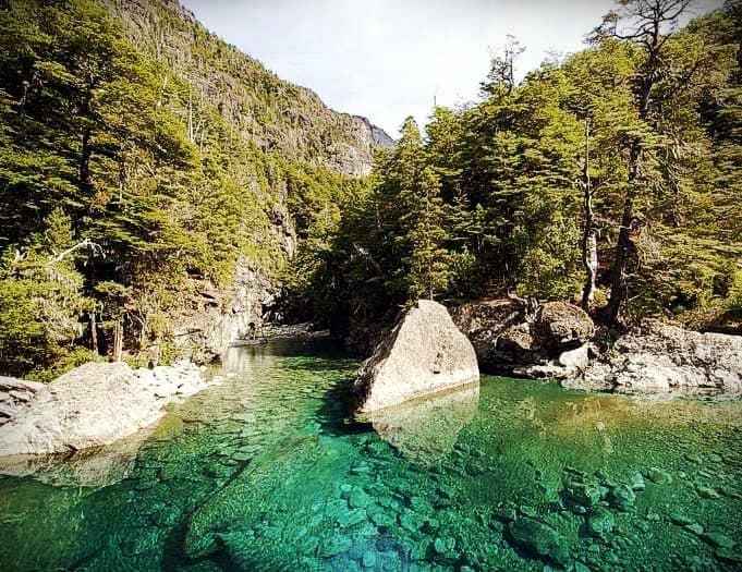 Cajón del Azul - El Bolsón - Pousada Bariloche